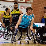 El BSR Amiab Albacete, otra vez subcampeón de la Copa del Rey de Baloncesto en silla de ruedas, al perder en la final con el Ilunion (75-61)