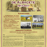 Cartel Jornadas Taurinas organizadas por La Cerca
