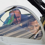 Visita de Pedro Sánchez a la Base Aérea de Los Llanos de Albacete, Ala 14.