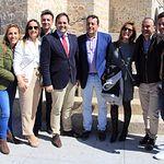 Núñez asegura que el único camino para evitar que Sánchez siga en La Moncloa es el proyecto del PP y de Casado