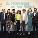 Presentación 'El hombre de tu vida' en el FesTVal de Albacete