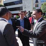 Presentación candidatos del PSOE al Congreso y al Senado de la provincia de Albacete.