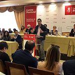 Comité provincial PSOE Ciudad Real.