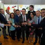 Inauguración de la XXXIX edición de Expovicaman, dedicada a la Ganadería
