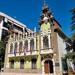 Casa de Hortelano, sede del Museo de la Cuchillería.