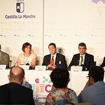 Inauguración del I Foro para la Innovación y la Tecnología de CLM