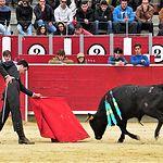 Mario Arruza - Escuela Taurina - Clases Prácticas - 21-04-18