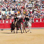 Alguacilillos - Corrida Feria de Albacete del 10-09-16