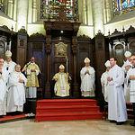 Monseñor Ángel Fernández Collado ha tomado posesión, este sábado, 17 de noviembre, como nuevo Obispo de Albacete