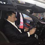 Inauguración de la XVIII Feria del Automóvil Nuevo, Usado y de Ocasión