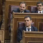 Pedro Sánchez - Moción censura a Mariano Rajoy - 31-05