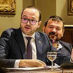 Francisco Valera, vicepresidente de la Diputación de Albacete. Foto: Manuel Lozano García / La Cerca