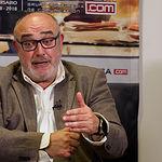 Ángel Ramírez Ludeña, secretario general de la Academia de Gastronomía de Castilla-La Mancha. Foto: Manuel Lozano Garcia / La Cerca