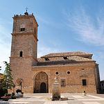 La Iglesia parroquial de San Antonio Abad se comenzó a construir en 1525, en sustitución de otro templo del año 1511.
