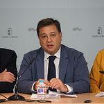 Manuel Serrano, alcalde de Albacete- Presentación III Feria IMEX CLM.