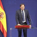 Secretario General Técnico del Ministerio de Trabajo, Migraciones y Seguridad Social, Gonzalo Jiménez
