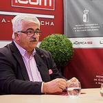 Eloy Molina, presidente de FECAM. Foto: Manuel Lozano Garcia / La Cerca
