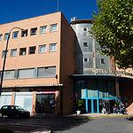 Hotel Universidad. Foto: Manuel Lozano Garcia / La Cerca