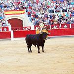 José Garrido - Su segundo toro - 10-09-16