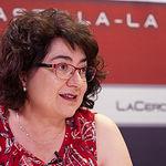 Cristina Galletero Montero, coordinadora de Empleo y Formación de Cáritas