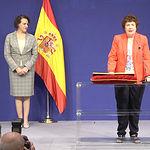 Directora General de Integración y Atención Humanitaria, Estrella Rodríguez