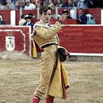 José Fernando Molina - Novillada 12-09-19  Feria Albacete - Foto María Vázquez.