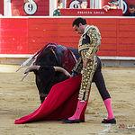 Feria Taurina - 13-09-18 - Enrique Ponce - Primer toro