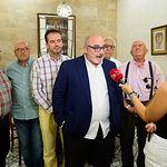 Reunión de académicos de la Academia de Gastronomía de Castilla-La Mancha en Albacete. Foto: Manuel Lozano García / La Cerca