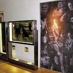 El Museo de la Cuchillería rinde homenaje a todos los artesanos del sector de la provincia de Albacete. Imagen de una de las salas del Museo.