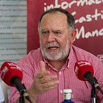 Francisco Belmonte, expresidente de la Junta Central de Regantes de la Mancha Oriental
