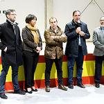 Prieto resalta la importancia del nuevo Pabellón Ferial para el desarrollo económico, social y cultural de El Provencio