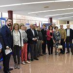 Clausura de las actividades del Centro de Mayores de La Roda.