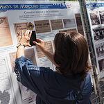 """Inauguración de la exposición """"Hijos del Mercurio"""" de la FAVA en el Recinto Ferial de Albacete. Foto: La Cerca - Manuel Lozano Garcia"""