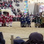Cabalgata de Reyes los Reyes Magos en Albacete