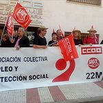 Concentración 22 de mayo en Guadalajara