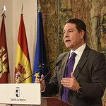 Emiliano García-Page Sánchez. Imagen de archivo.