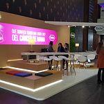Roche confía en Cable Design para la instalación de su pantalla LED modular LitePix 2,9mm en el stand de Roche España.