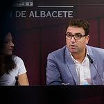 Modesto Belinchón, concejal de Turismo y Promoción del Ayuntamiento de Albacete. Foto: Manuel Lozano Garcia / La Cerca