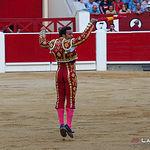Antonio Ferrera - Segundo toro - Corrida Feria Taurina Albacete 14-09-17