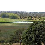 Laguna de los Ojos de Villaverde, en la provincia de Albacete.