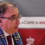 Fernando Mora, portavoz del Grupo Parlamentario Socialista en las Cortes de Castilla-La Mancha. Foto: Manuel Lozano García / La Cerca