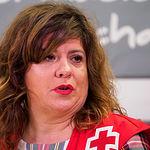 Amelia Mondejar López, técnico Plan de Empleo Cruz Roja Española