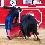 El JUli - Segundo toro - Corrida 17-09-17