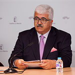 Eloy Molina, presidente de FECAM