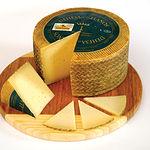 El sabor del queso manchego, realizado con leche de oveja, constituye un auténtico placer para los sentidos.