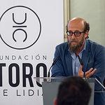 Borja Cardelús, director general de la Fundación Toro de Lidia en Albacete