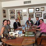 La mayor asociación de empresarios Iraní, firma un acuerdo de colaboración con el COAC AB.