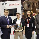 Día de Albacete en FITUR. Foto: Ayuntamiento de Albacete.