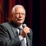 Josep Borrell. Archivo.