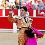 López Simón - Corrida ASPRONA - 16-06-18. Foto: Marc Descalzo.